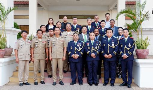 汇能科技代表团圆满完成柬埔寨商务之旅